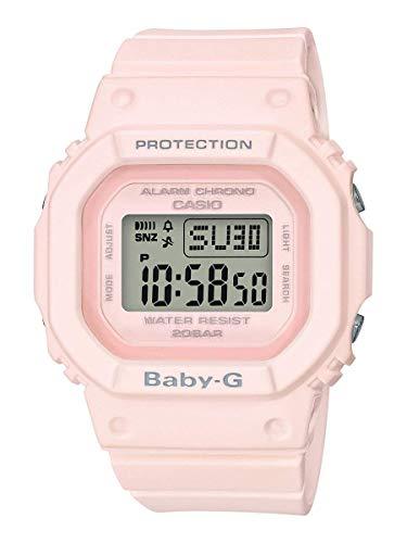 Casio Baby-G BGD560-4 Baby Pink Watch