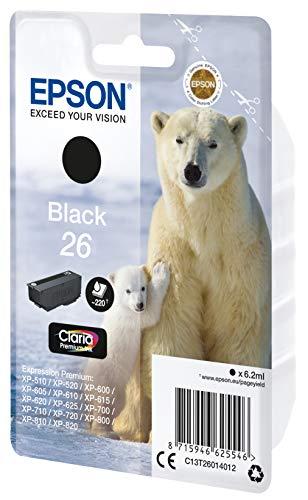 Epson C13T26014022 Inchiostro, Nero