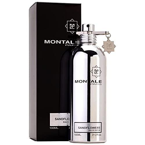 100% Auténtico Eau de Perfume Montale SANDFLOWERS 100ml Hecho en Francia