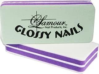 Lamour Glossy Nails Half Bock