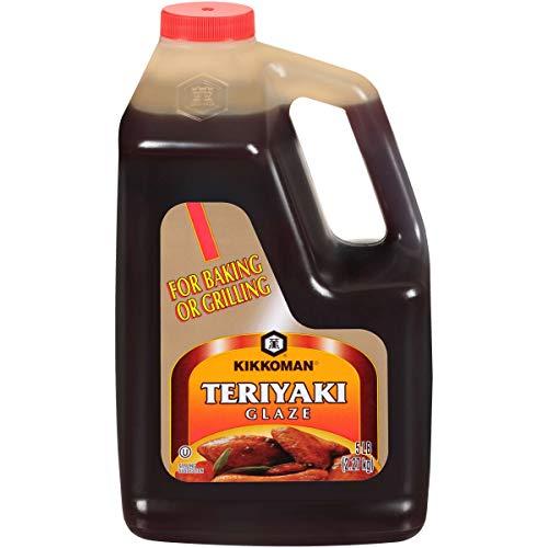 Kikkoman Teriyaki Glaze 5 lb. Bottle (Case of 6)
