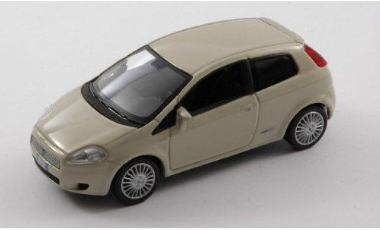 Fiat Punto 2005 Beige Metallic 1 43 Model 771060
