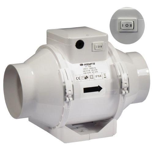 Rohrventilator Dalap AP 125