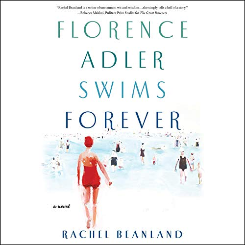 Florence Adler Swims Forever audiobook cover art