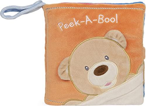 GUND Baby Peek-a-Boo Bear Soft Book…