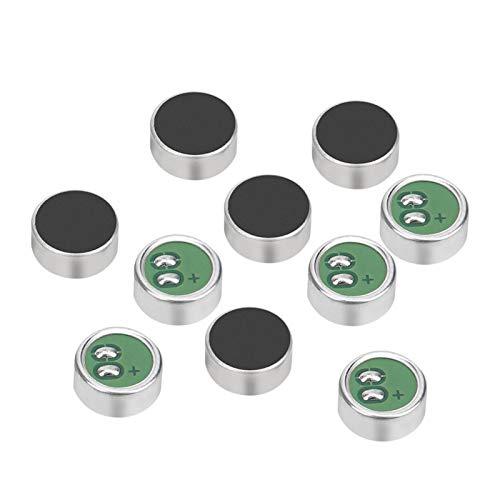 SALALIS Condensador Electret, micrófono omnidireccional de 40 dB, micrófono Condensador Electret, pequeño...