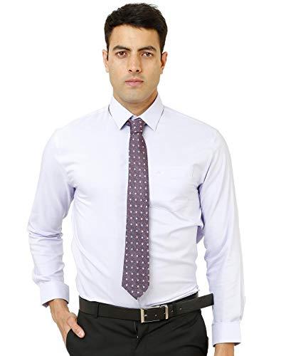 Camisa Vestir Hombre Aristos Lila 56103400 Algodón Poliéster - Lila - 42