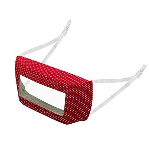 Klare Fenster Sichtbar Ausdruck Für Die Gehörlosen Und Schwer Hear-Aisumi