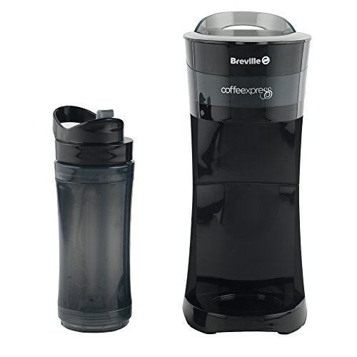 Breville VCF050X - Cafetera de goteo con vaso térmico incluido