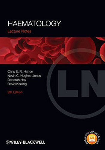 Lecture Notes: Haematology | Read Online