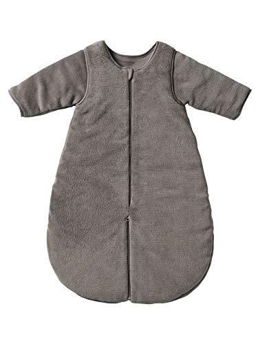 VERTBAUDET Schlafsack/Overall für Babys, Mikrofaser taupe 70