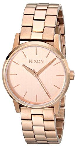 NIXON - The Small Kensington All Roségold A361897, Damenuhr