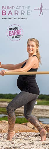 Bump at the Barre: Prenatal Barre Workout