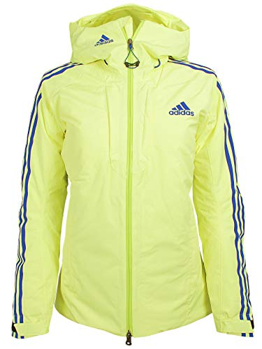 adidas Damen Coach Jacke Winterjacke Cross Country (42)