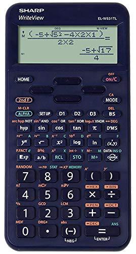 Sharp El-W531TL BL Calcolatrice scientifica