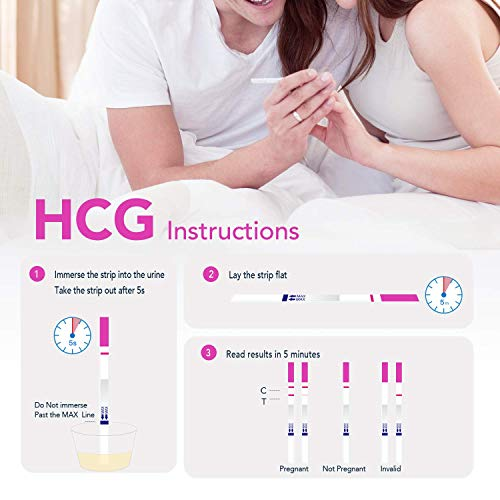 Femometer-50-Ovulation-Test-Strips-and-20-Pregnancy-Test-Strips-Combo-kit-Sensitive-Fertility-Predictor-Testing-Sticks-Accurate-Results-with-Smart-AppAutomatically-Recognizing-Test-Results