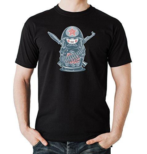 Certified Freak Military Matroschka T-Shirt Black XXL