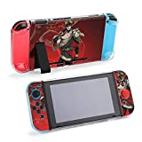 Ha-des Case for Nintendo Switch,Protective Case Cover for Switch and Joy Con Controller,Switch with Shock-Absorption and Anti-Scratch Design(Ha-des)