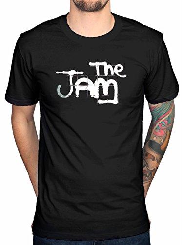 Rock Herren T-Shirt schwarz schwarz One size Gr. M, schwarz