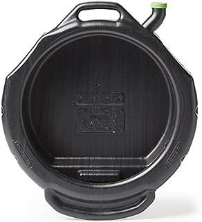 GarageBOSS Oil Drain Open Pan, 16 Quart