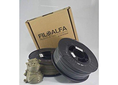 Filamento FiloAlfa 1.75mm PLA FABLAB 1Kg