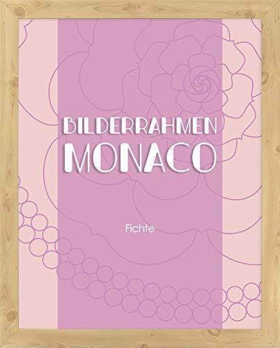 Homedeco-24 Monaco - Marco de fotos (42 x 61 cm, cristal acrílico de 1 mm, tamaño a elegir)