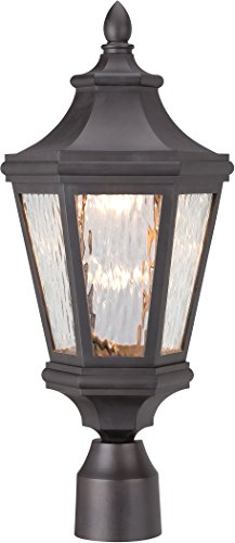 Minka Lavery Outdoor Post Lights 71826-143-L Handford Pointe Outdoor Post Lighting LED, Oil Rubbed Bronze