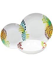Tognana ME070185583 Mali - Vajilla de 18 piezas (porcelana)