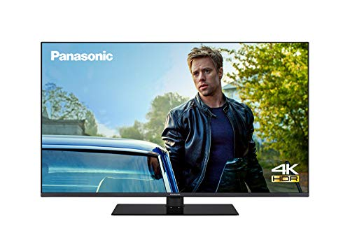 Panasonic TX-43HX700B 43 inch 4K HDR Android TV with Dolby Vision, Google Play and built-in Google Assistant, Black