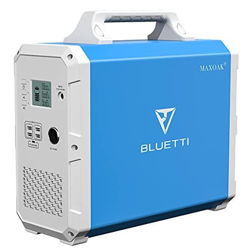 MAXOAK BLUETTI 1500 Watts