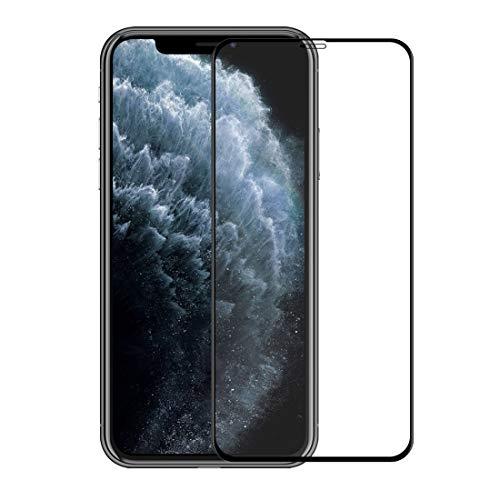 Vervangende Screen Protector Voor iPhone 11 Pro Max/XS Max Mobiele Telefoon Volledige Dekking Screen Protector Hoed Prince 0.26mm 9H 6D Gebogen Volledig Scherm Gehard Glas Film Cover