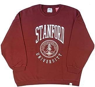 Stanford University - Escudo de Armas - Oficial Grande Salón Mujer Sudadera - Rojo, L (56in Chest)