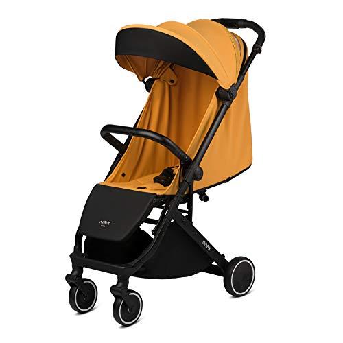 Anex Air-X - Cochecito deportivo para bebé (amarillo Ax-04)