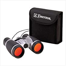 Emerson Compact Pocket Glare Free Binoculars With Pouch [Kitchen]