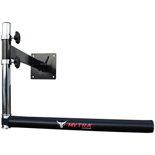 Mytra Fusion Punching Stick Mitt Wall Mount Adjustable Stick Mitt Training Target Martial Arts Training Punching bar