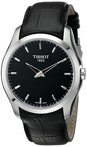 Tissot Men's T0354461605100 Couturier...