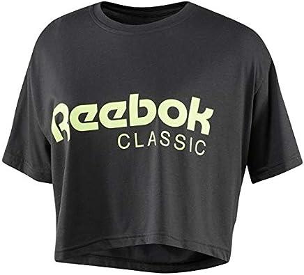 0bdfdb329f3 Reebok Classics Women's Graphic T-Shirt (Coal) BR7312