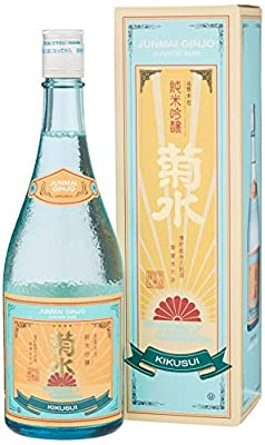 Kikusui Junmai Ginjo Sake, 72 cl