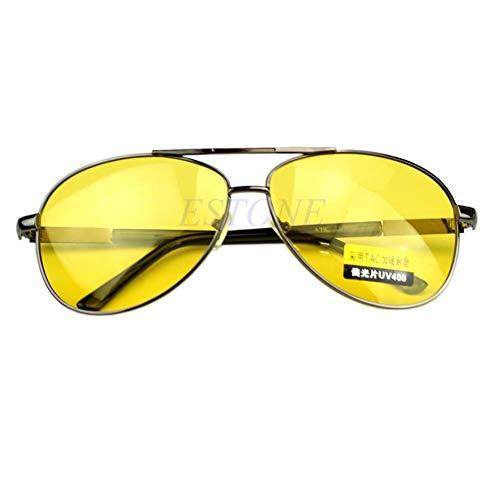 Óculos Bl Night Drive Para Dirigir A Noite (Amarelo)