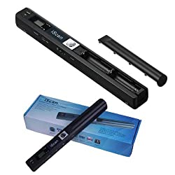 Microware Scanner Mini Handheld Document Scanner iScan Portable A4 Book Scanner JPG and PDF Format 300 600 900 DPI,Microware Multimedia Private Limited