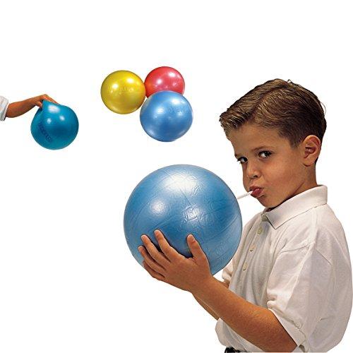 Overball, Ø 23 cm, Diverse Farben, 1 Stk. - Pilatesball Therapieball Gymnastikball Trainingsball