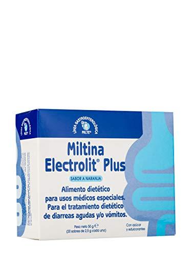 Miltina Electrolit Plus 20 sobres de 2,5 gr cada uno