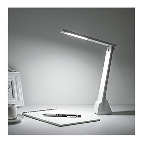 Lampe de bureau USB Port de charge Office Eye Caring LED Étude de lecture Tête Réglable Pliable Adultes Lampe de Table