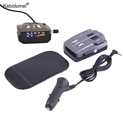 Review Of kebidumei v9 Car Radar Detector Unit with LED Display Driving Safely avoiding fine Best Sp...