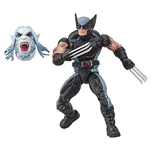 Marvel Figura Legends 6″ Wolverine Toy