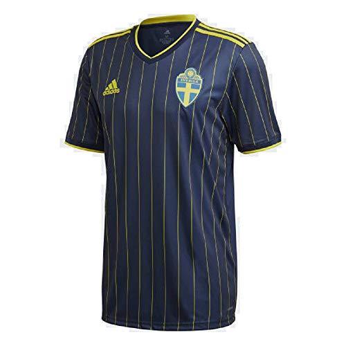 adidas Sweden Away Jersey 2020 (L)