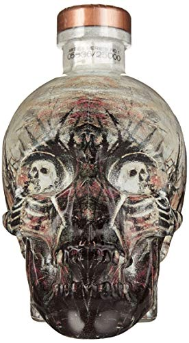 Crystal Head Vodka John Alexander Artist Series Wodka, 0.7 l