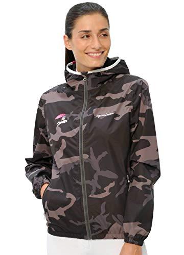 SPOOKS Merle Rain Jacket - DE (Farbe: Camouflage; Größe: L)