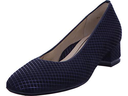 ARA Pumps Graz - Zapatos de tacón para mujer, color azul, color Azul, talla 43 EU