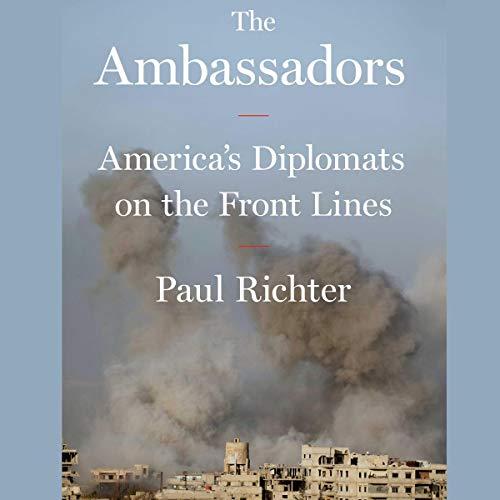 The Ambassadors audiobook cover art